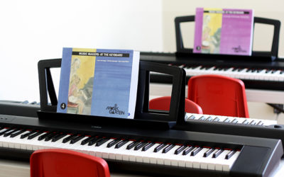 At the Keyboard with Musikgarten